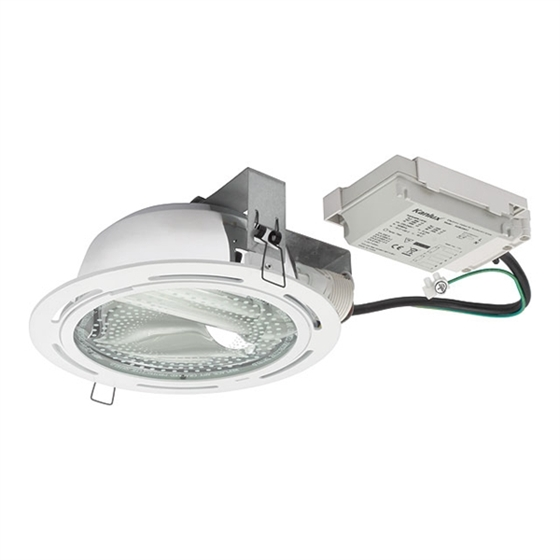 Picture of TEMPRO DLP-226-W Proiettore a incasso tipo downlight