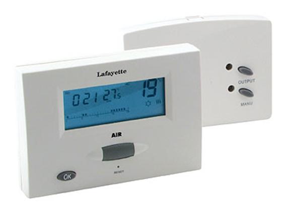 Immagine di Lafayette AIR Cronotermostato digitale wireless programmabile