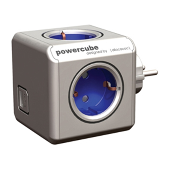 Immagine di Multipresa Power Cube