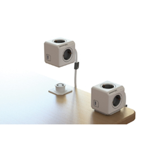 Immagine di Multipresa Power Cube con USB