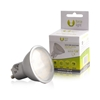 Picture of LED bulb gu10 smd 28LED, 5W, cold white CD driver