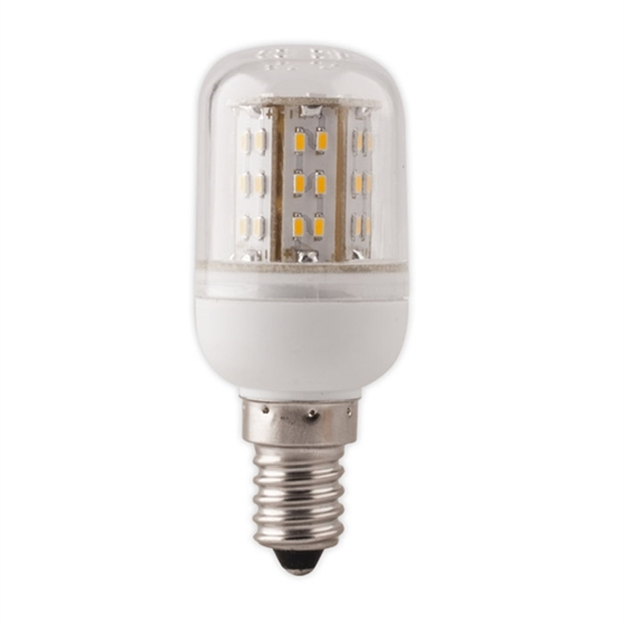 Immagine di LED bulb E14 smd3014 48LED, 6W, warm white