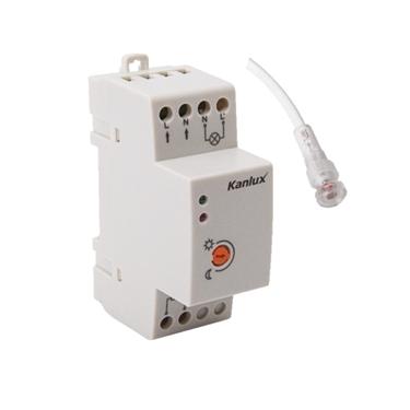Picture of Sensore crepuscolare AZ-10A Kanlux Sensore Crepuscolare guida DIN AZ-10A TH 35