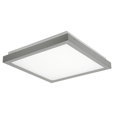 Picture of PLAFONIERA A SOFFITTO QUADRATA / SOSPENSIONE - TYBIA DL-L