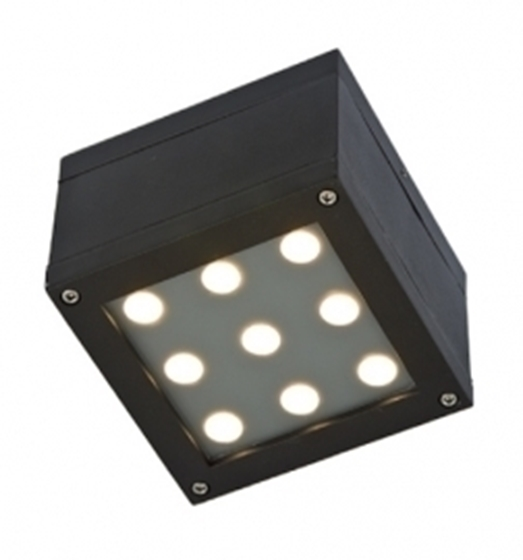 Picture of BERENIQUE 9 LED CREE 15st 230V 9W IP44 - WW