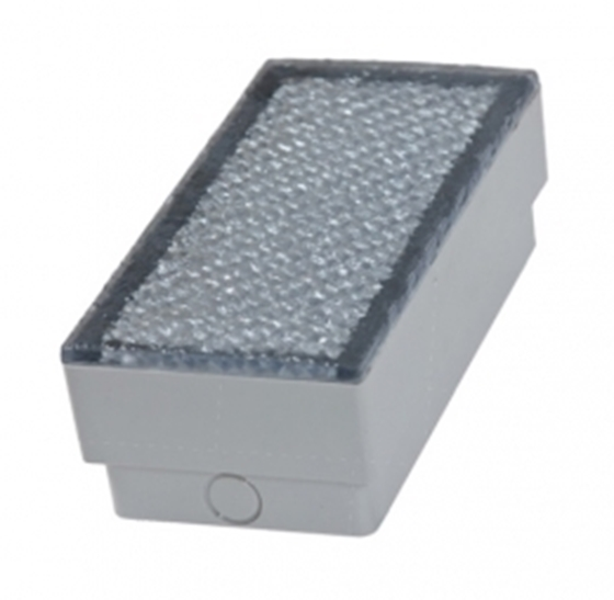 Picture of SEGNAPASSO PER ESTERNO A INCASSO - BRIQUE 36 LED  - 2.9W