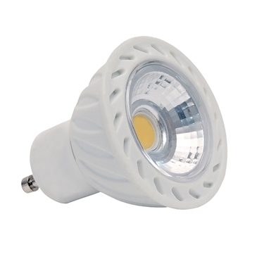Picture of SPOT LED COB C GU10 - 7W - WW