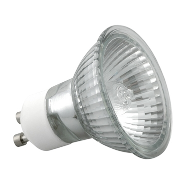 Immagine di JDR+A50W60C Lampadina alogena con vetro di protezione