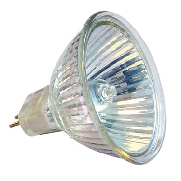 Immagine di MR-16C 50W60 Lampadina alogena con vetro di protezione
