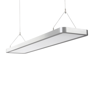 Picture of PLAFONIERA RETTANGOLARE DA INTERNO - VECOM LED SMD 65W-NW LED