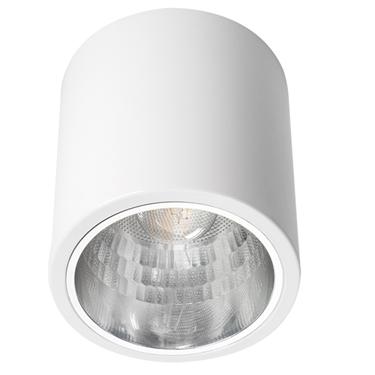 Immagine di Proiettore  tipo downlight per interno a soffitto - NIKOR DLP-W