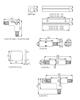 Immagine di TEAR PR-I Elementi del sistema a binario TEAR (conettore dritto)