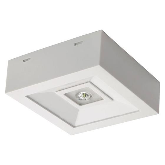 Immagine di Luce di emergenza con POWER LED - TRIC POWERLED - O - NT - 3W