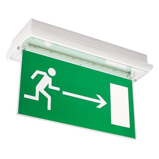 Immagine di QUIT LED DOUBLE-3H Luce di emergenza a LED