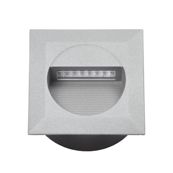 Immagine di SEGNAPASSO A LED A INCASSO DA ESTERNO  - LINDA LED-J02