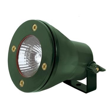 Picture of FARETTO - AKVEN EL-35-GN Portalampada impermeabile per lampade alogene