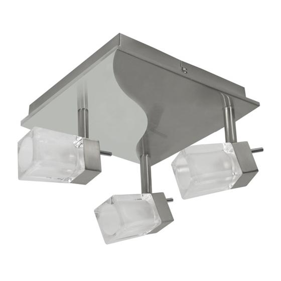 Immagine di GINA EL-3L Lampada da parete-soffitto
