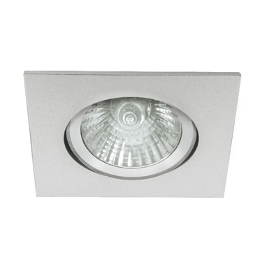 Picture of Faretto incasso da soffitto per interno regolabile quadrato-  RADAN CT-DTL50