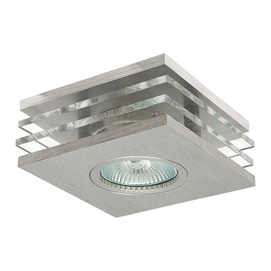 Picture of Faretto incasso decorativo da soffitto - ROVAN CTX-DS50L