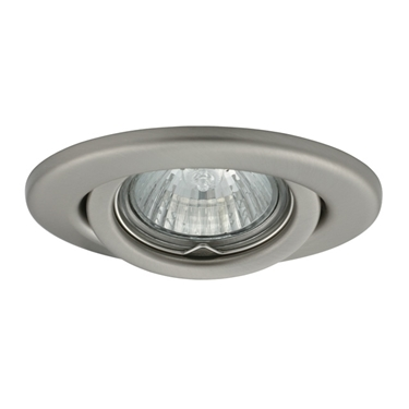 Picture of Faretto incasso da soffitto ORIENTABILE - DELE AL-205-C/M