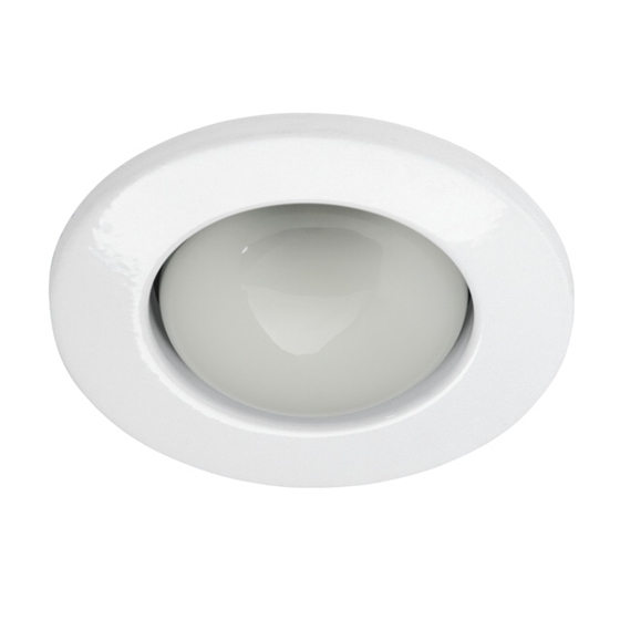 Picture of RAGO DL-R63-W Faretto incasso da soffitto