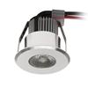 Immagine di Faretto incasso orientabile con POWER LED da soffitto o pareteHAXA-DSO POWER LED-B