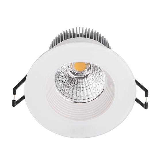 Immagine di Faretto incasso orientabile con LED BIANCO  - QUELLA-DSO LED