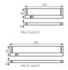 Picture of PAX TL - 90LED LED - 5.5W - ILLUMINAZIONE PER MOBILI
