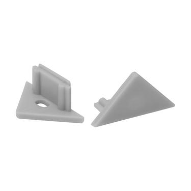 Immagine di STOPPER E Tappo per il profilo per moduli LED lineari