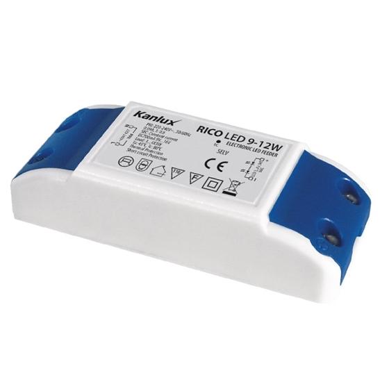 Immagine di RICO LED 9-12W Alimentatore elettronico a LED