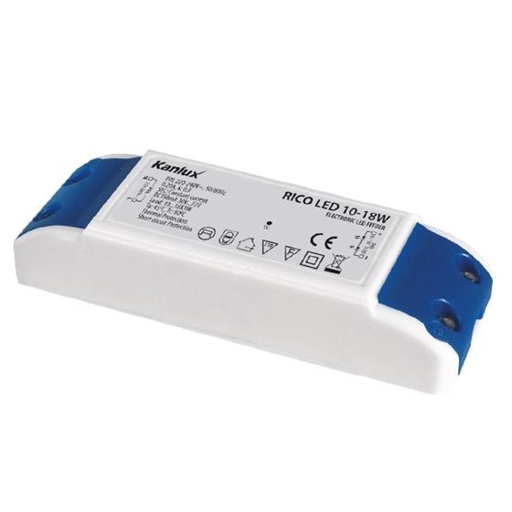 Immagine di RICO LED 10-18W Alimentatore elettronico a LED