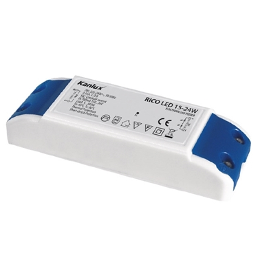 Immagine di RICO LED 15-24W Alimentatore elettronico a LED