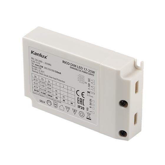 Picture of RICO DIM LED 17-25W Alimentatore elettronico