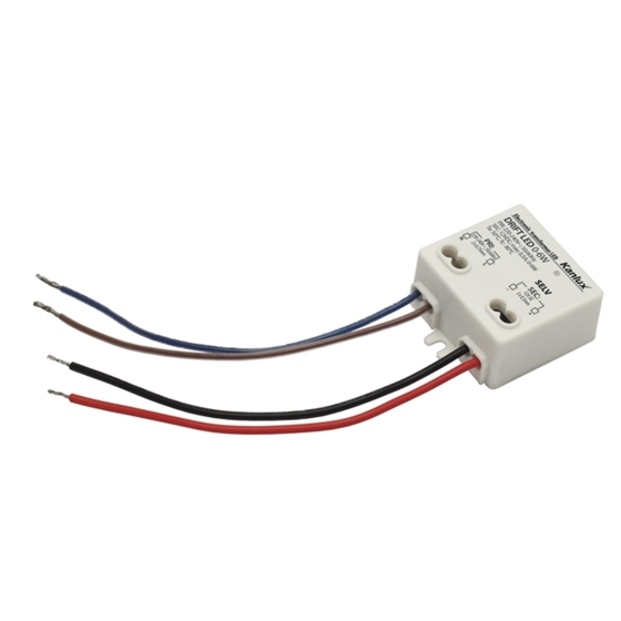 Picture of Alimentatore elettronico a LED - DRIFT LED 0-6W - 12V DC