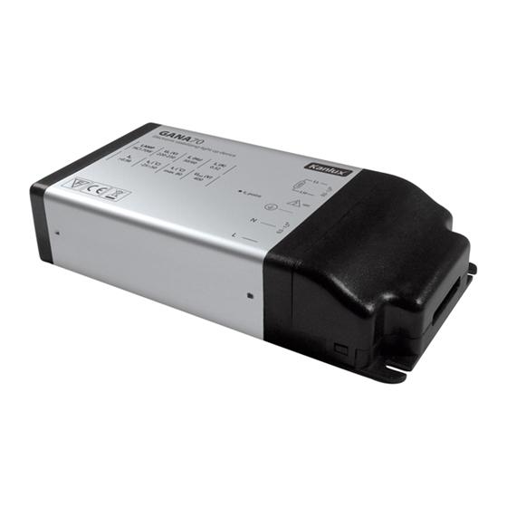 Immagine di GANA 70 Dispositivo elettronico di stabilizzazione-accensione