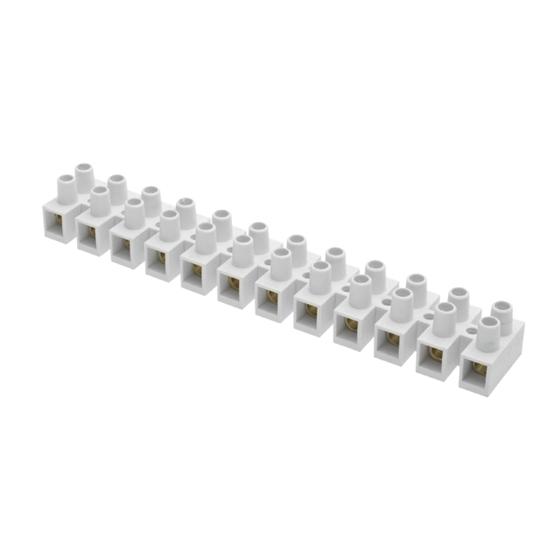Immagine di H-10MM2 PP Morsettiera con dodici connessioni