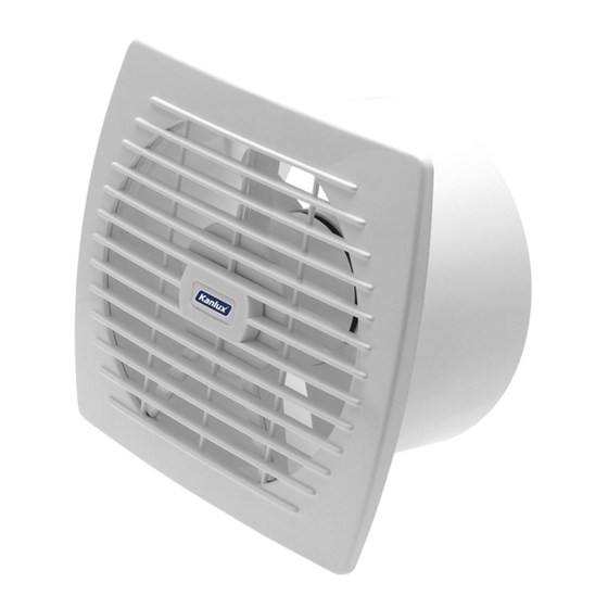 Picture of CYKLON EOL150 Ventilatore da canale