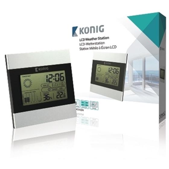 Picture of Orologio LCD e stazione meteorologica