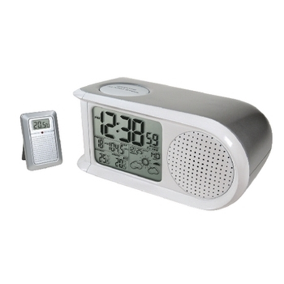 Picture of Balance weather station / alarmclock radio