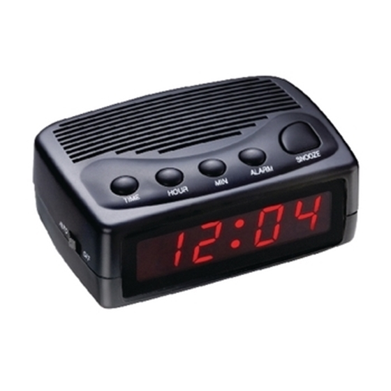 Immagine di LED alarm clock