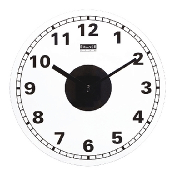 Immagine di Wall clock 35 cm