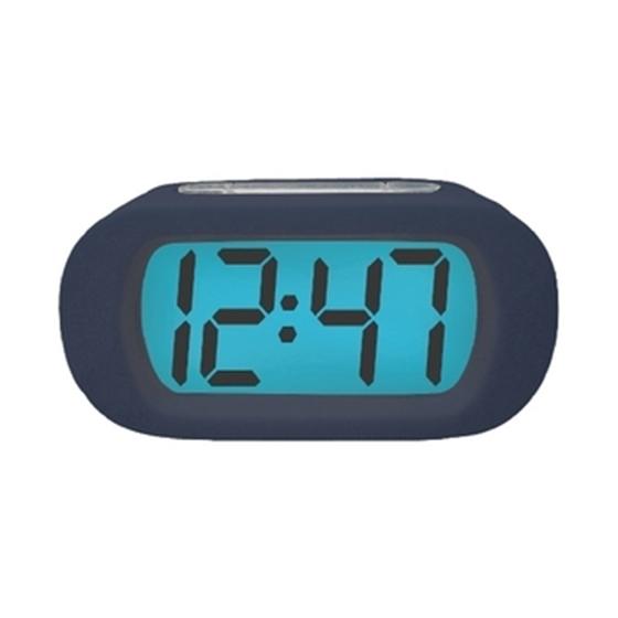 Picture of LCD Quartz alarmclock