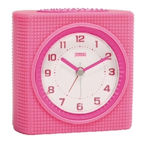 Picture of Quartz alarm clock - ROSA