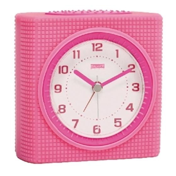 Immagine di Quartz alarm clock - ROSA