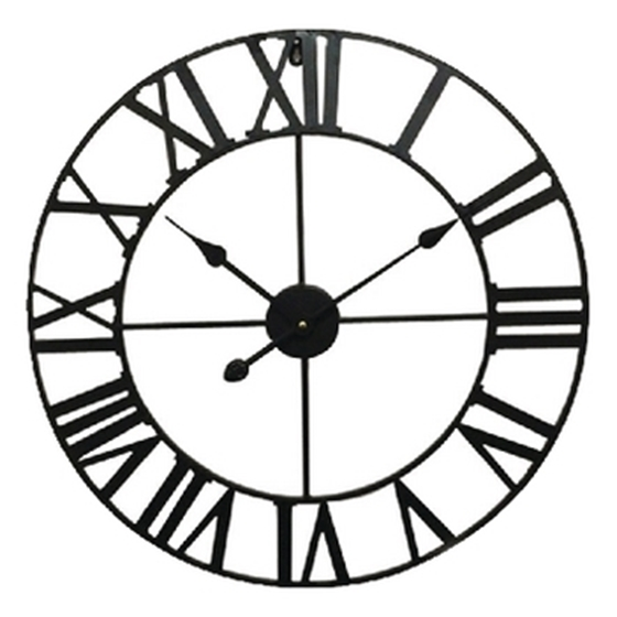 Picture of Wall clock 60 cm  - Retro