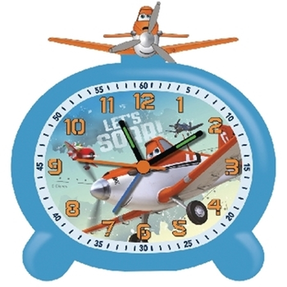 Picture of Planes Alarm clock