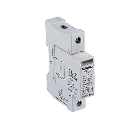 Picture of KSD-T1+T2 275/50 1P Limitatore di sovratensione