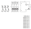 Picture of KMB6-B40/3  Interruttori automatici