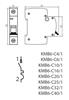 Immagine di KMB6-C10/1  Interruttori automatici