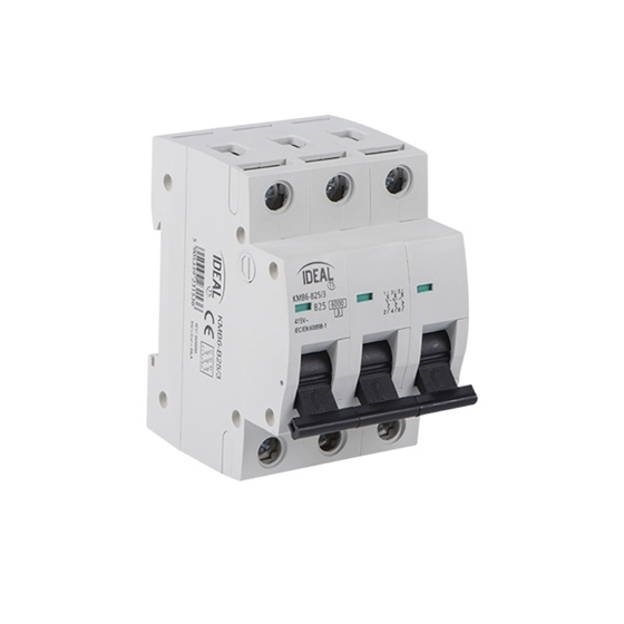 Picture of KMB6-C10/3  Interruttori automatici